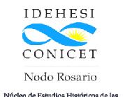 """[IDEHESI] Mesa """"Puertos, federalismo y desarrollo en el Bicentenario de la Independencia Argentina"""""""