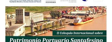 [IDEHESI] II Coloquio Internacional Sobre Patrimonio Portuario Santafesino