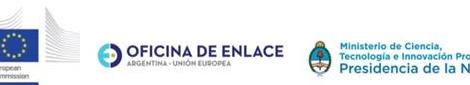 """Webinar: """"Proyectos de investigación y formación con organizaciones europeas"""""""