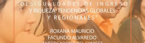 """[[IIEP] Seminario: """"Desigualdades de ingreso y riqueza: tendencias globales y regionales"""""""