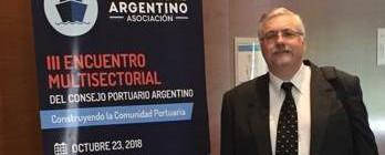 IDEHESI: El Núcleo de Ciudades Portuarias presente en el III Encuentro Multisectorial del Consejo Portuario Argentino