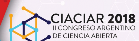 Congreso de Ciencia Abierta y Ciudadana #CIACIAR2018